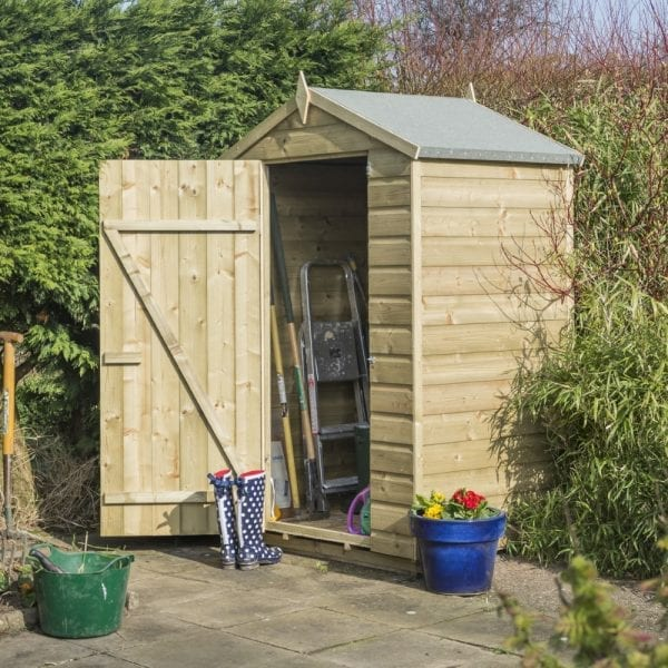Oxford 4'x3' Shed
