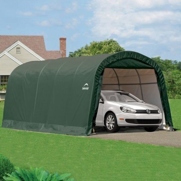 10'x20' Car Shelter