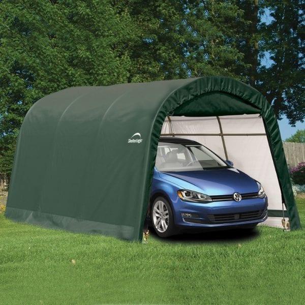 10'x15' Car Shelter