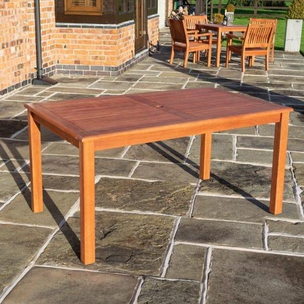 Willington Rectangular Dining Table