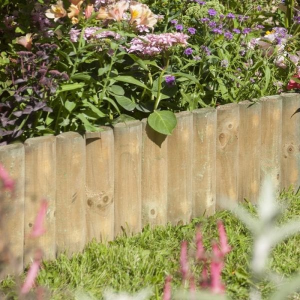 6″ Border Fence 1.0m