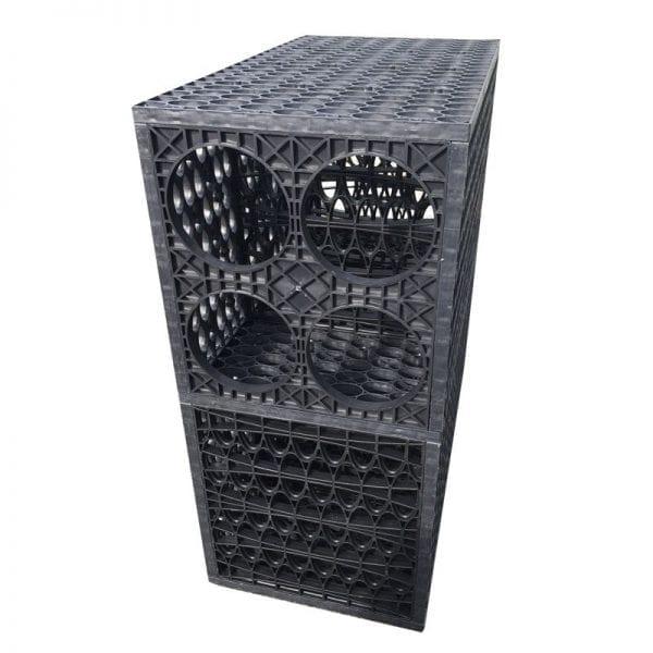 Double Ellipse Soakaway Crate