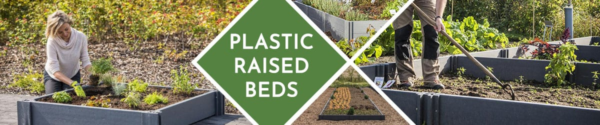 Plastic Raised Beds | Raised Garden Bed Kits