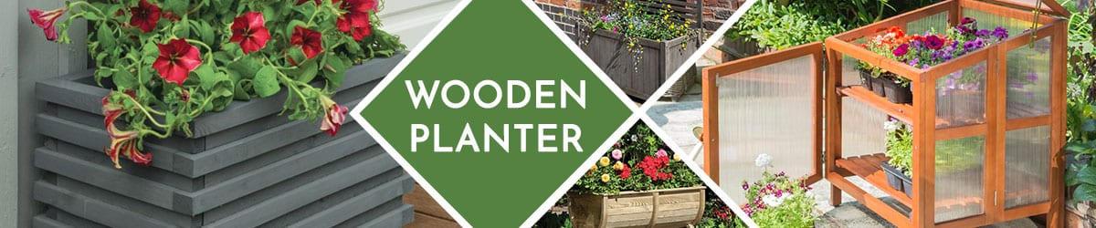 Wooden Planters | Timber Planter