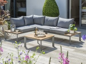 Carrow Corner Sofa Set