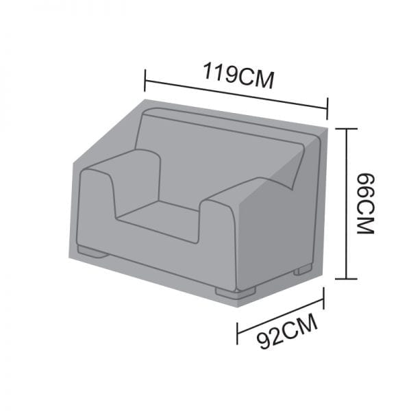 Armchair Cover for Luxor