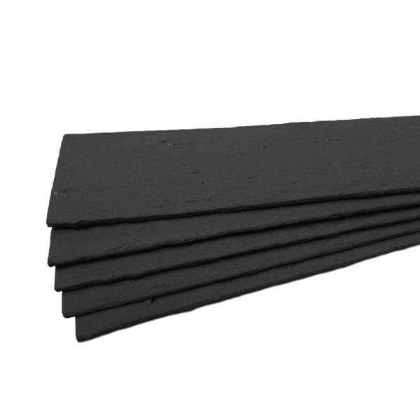 RecoEdge Plank - Black - Fanned