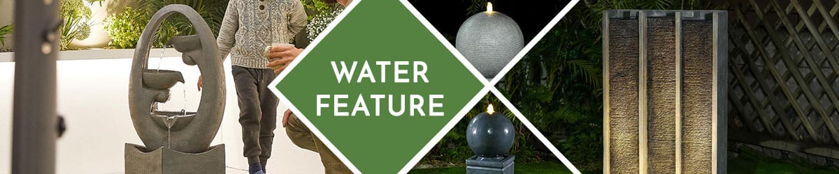 Garden Water Feature | Range Of Outdoor Water Features