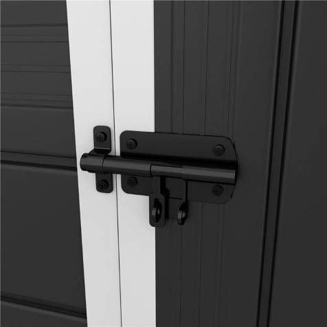 Jasmine 6'x3' Storage Unit - Lock