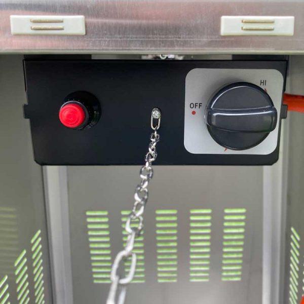 Patio Heater - Controls