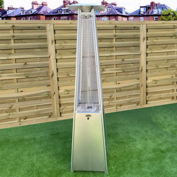 Pyramid Patio Heater - Product Image Centered