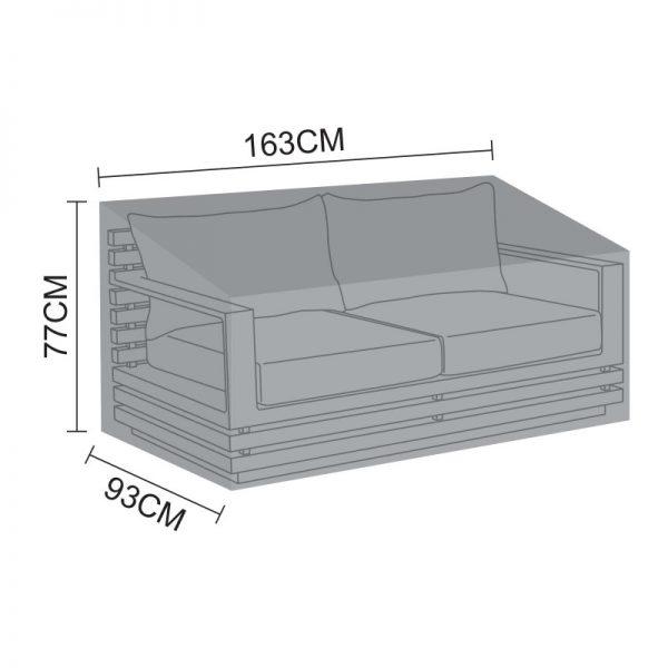Cover for San Marino 2 Seater Sofa