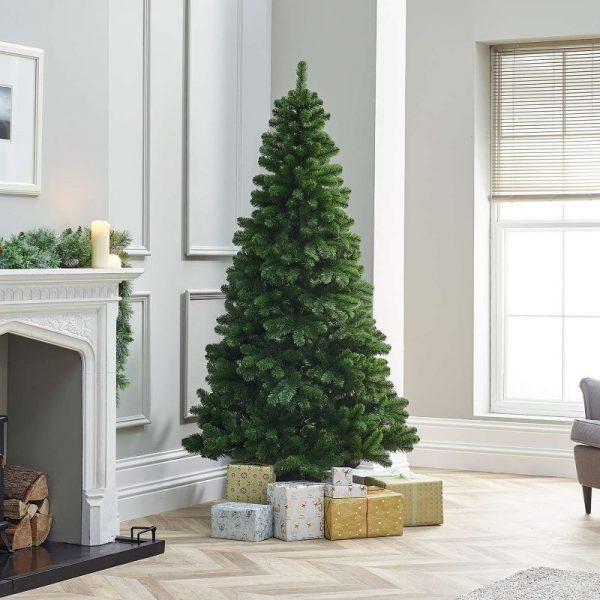 8ft Balsam Fir Artificial Christmas Tree